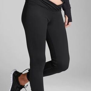 Maternity GapFit Under-Belly Leggings